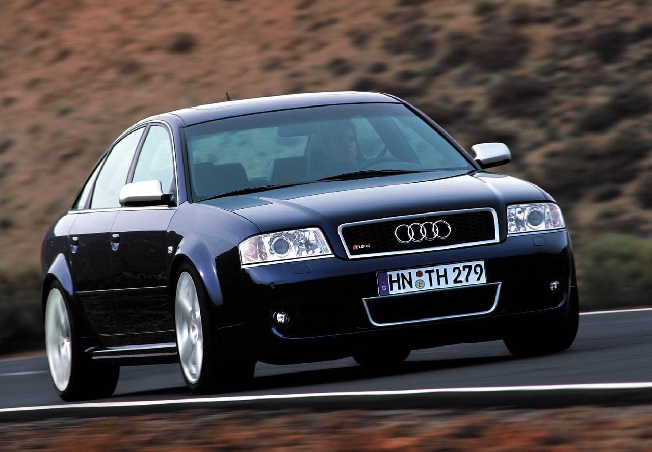 2002 Audi Rs6 C5
