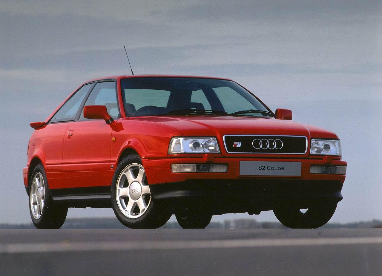 1992 Audi S2 (audi s2 coupe quattro 1992 01 b)