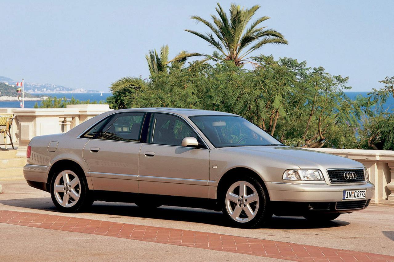 Audi a8 d3/4e рестайлинг 32 fsi tiptronic quattro (260 лс) 2007