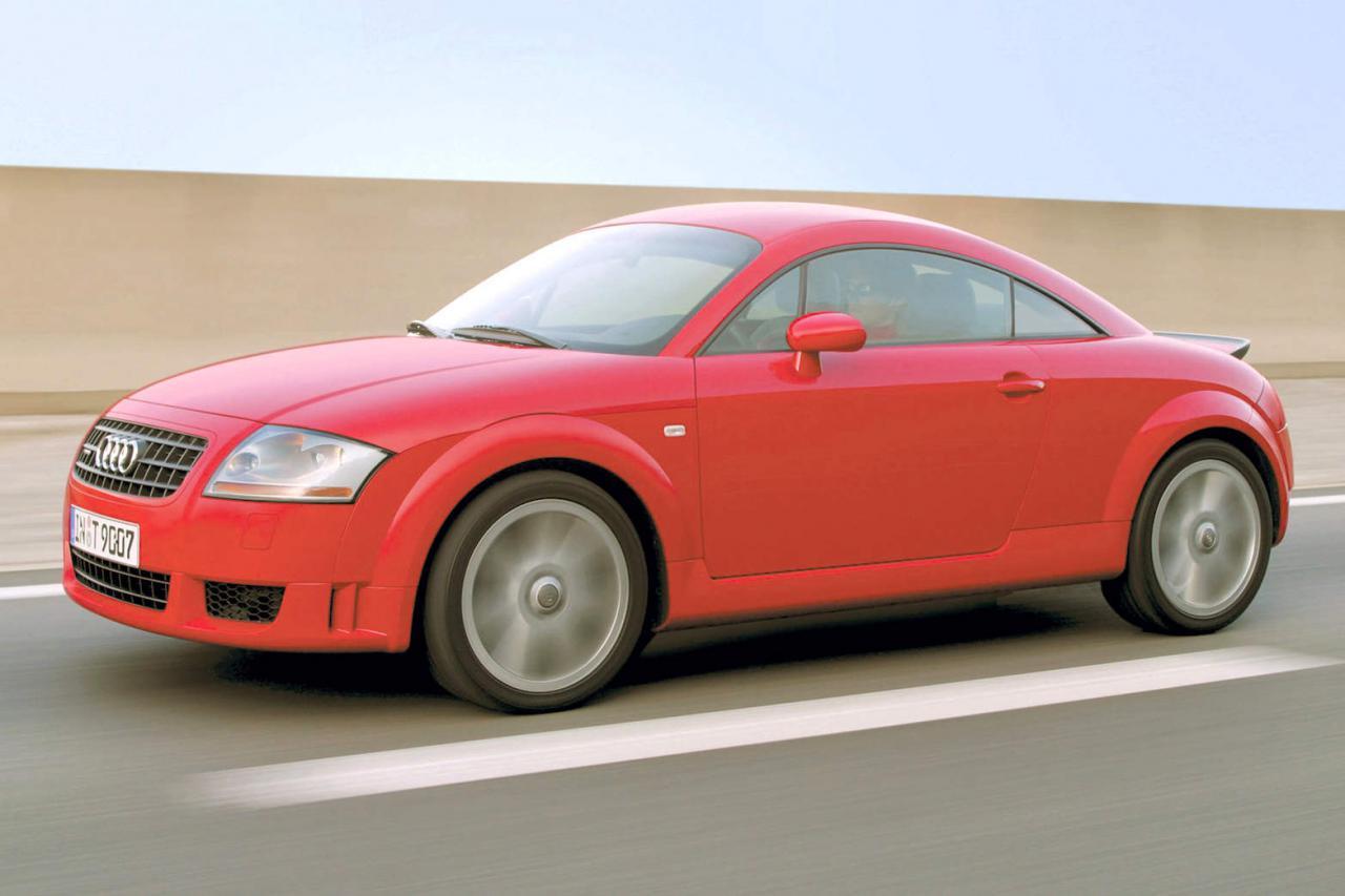 2003 Audi Tt 8n Audi Tt 3 2 Dsg Quattro 2003 0b