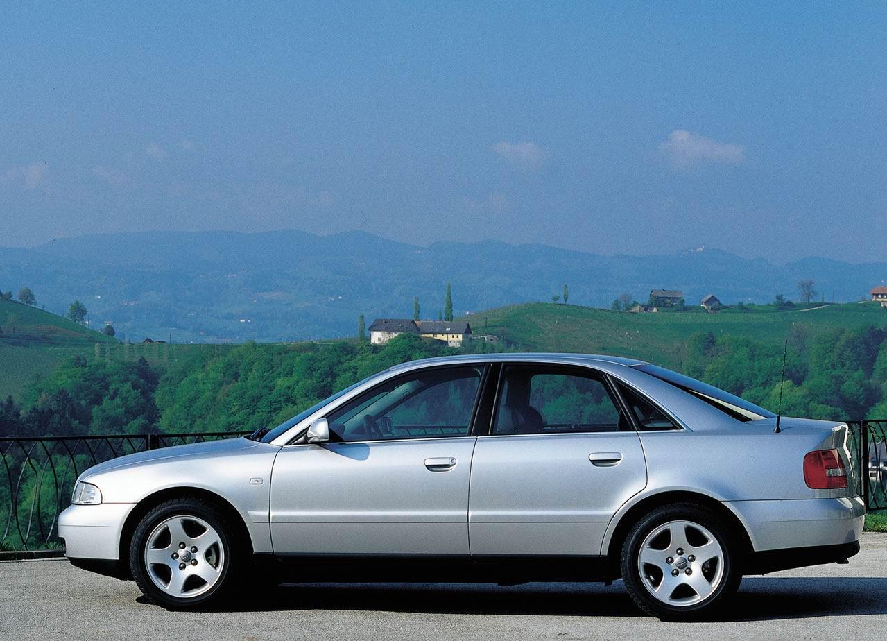 1999 Audi A4 B5 Audi A4 1999 02 B