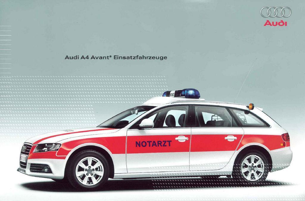 Audi A4 B8 Zznam Cel Obrazovky 28 9 2009 211507