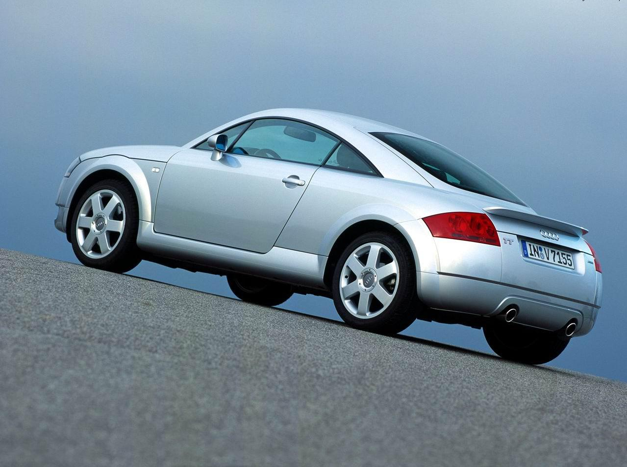2000 Audi TT (8N) (audi tt coupe 2000 01 b)
