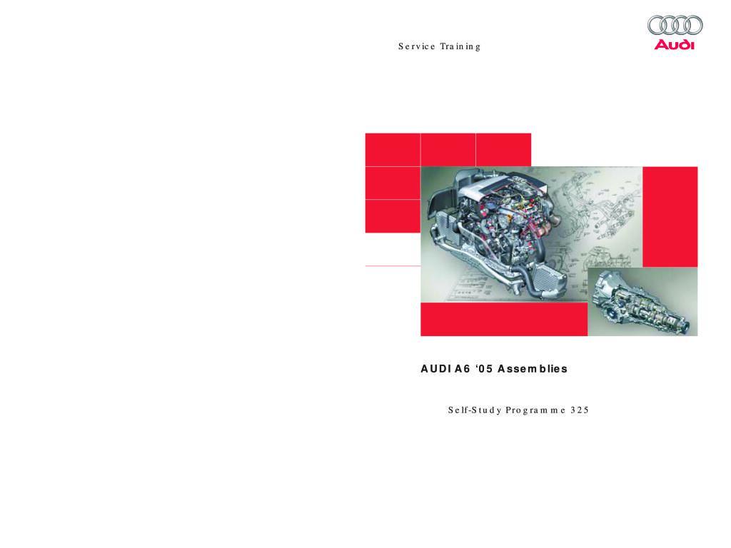 2005 A6 4 2 Engine Diagram