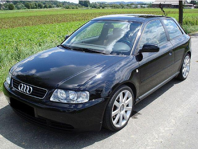 1998 audi a3 8l 1 8 110 cui gasoline. Black Bedroom Furniture Sets. Home Design Ideas