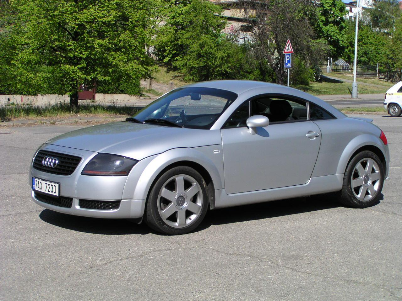 1999 audi tt 8n 1 8 109 cui gasoline 132 kw. Black Bedroom Furniture Sets. Home Design Ideas