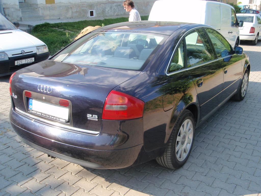 1997 Audi A6 C5 2 8 171 Cui V6 Gasoline 142 Kw 280 Nm
